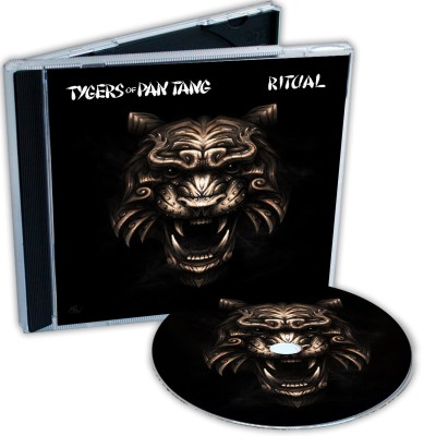 213Rock Podcast Harrag Melodica interview with Jack Meille of Tygers of Pan Tang Album Ritual 14 07 2020 cover