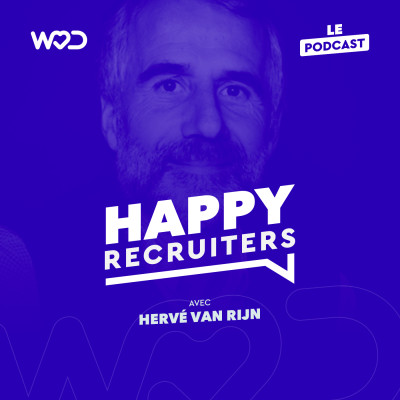 #10 - Happy Recruiters - Parlons BCorp avec Hervé Van Rijn cover