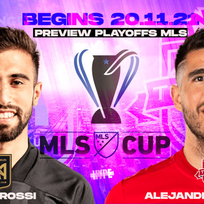 HYPEPODCAST #56 MLS PREVIEW PLAYOFFS cover