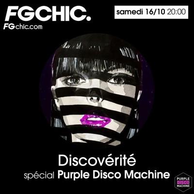 DISCOVERITE SPECIAL PURPLE DISCO MACHINE cover
