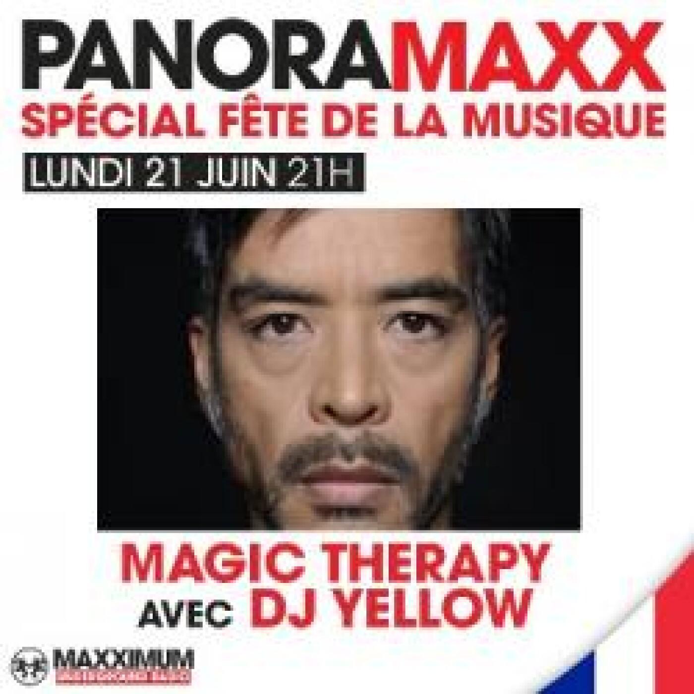 PANORAMAXX : DJ YELLOW