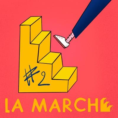 La marche #2 - Lance ton projet ! cover