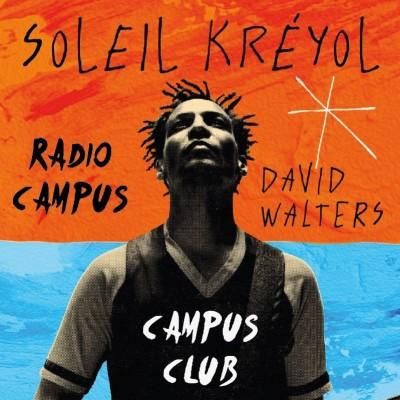 image David Walters dans Campus Club !