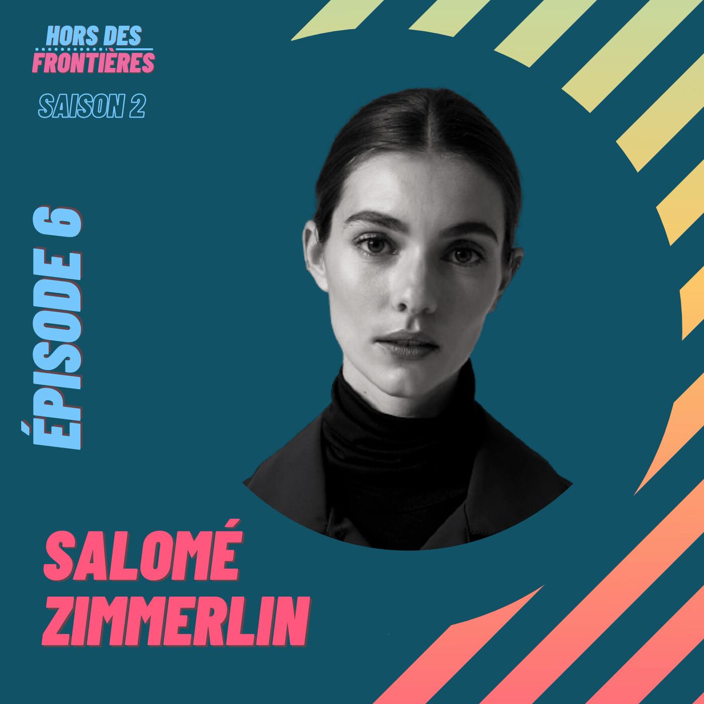 S2E6 Salomé Zimmerlin – Lancer une marque de streetwear et faire le buzz avec des abeilles