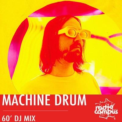 MachineDrum | Campus Club X Ninja Tune cover