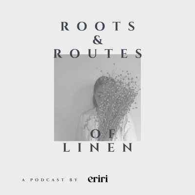 ROOTS & ROUTES of LINEN cover