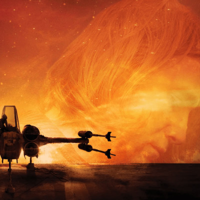 Papa, à  quoi tu joues ? - 85 - Star Wars Squadrons cover