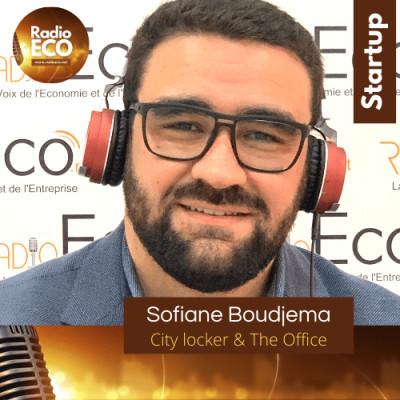 Sofiane Boudjema I City locker & The Office cover