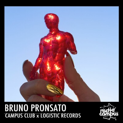 Bruno Pronsato | Campus Club x Logistic records cover