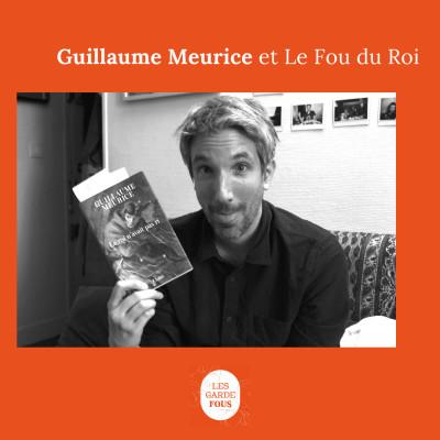 Guillaume Meurice et le Fou du Roi cover