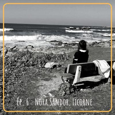 image # 6 - Nora Sandor, Licorne