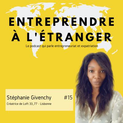 Entreprendre à l'étranger - Stéphanie Givenchy - Loft_33_77- Lisbonne cover