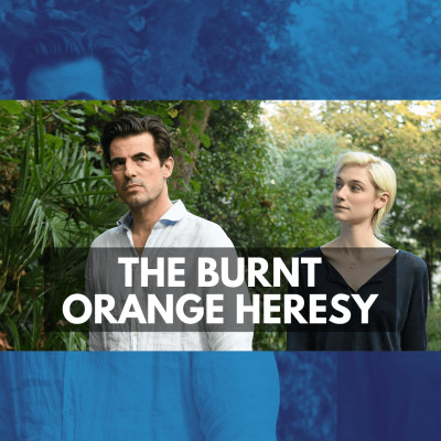 The Burnt Orange Heresy cover