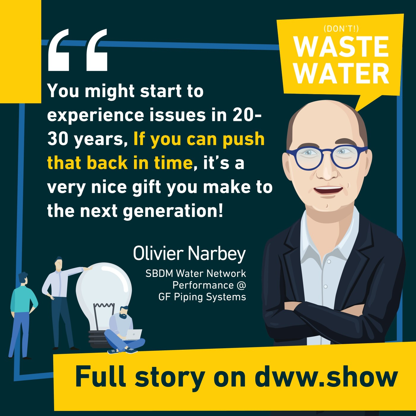 [Extract] Facts and Myths about Non-Revenue Water