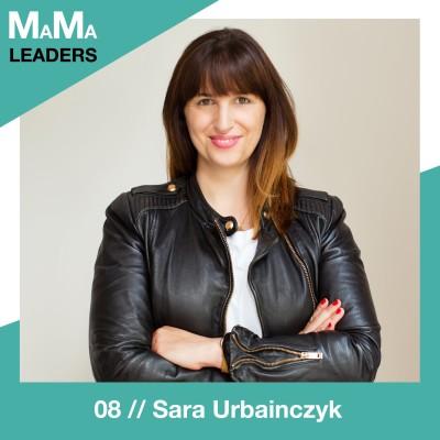 08. Sara Urbainczyk über offenen und ehrlichen Austausch von Müttern cover