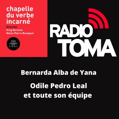 BERNARDA ALBA DE YANA - 22 juillet 2021 cover