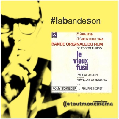 monsieurtoutmoncinema_Clara 1939_François de Roubaix (Le vieux fusil) cover