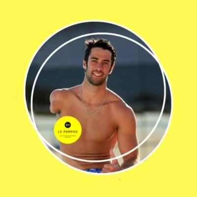 Laurent Chardard – Vice-Champion du Monde de natation handisport cover