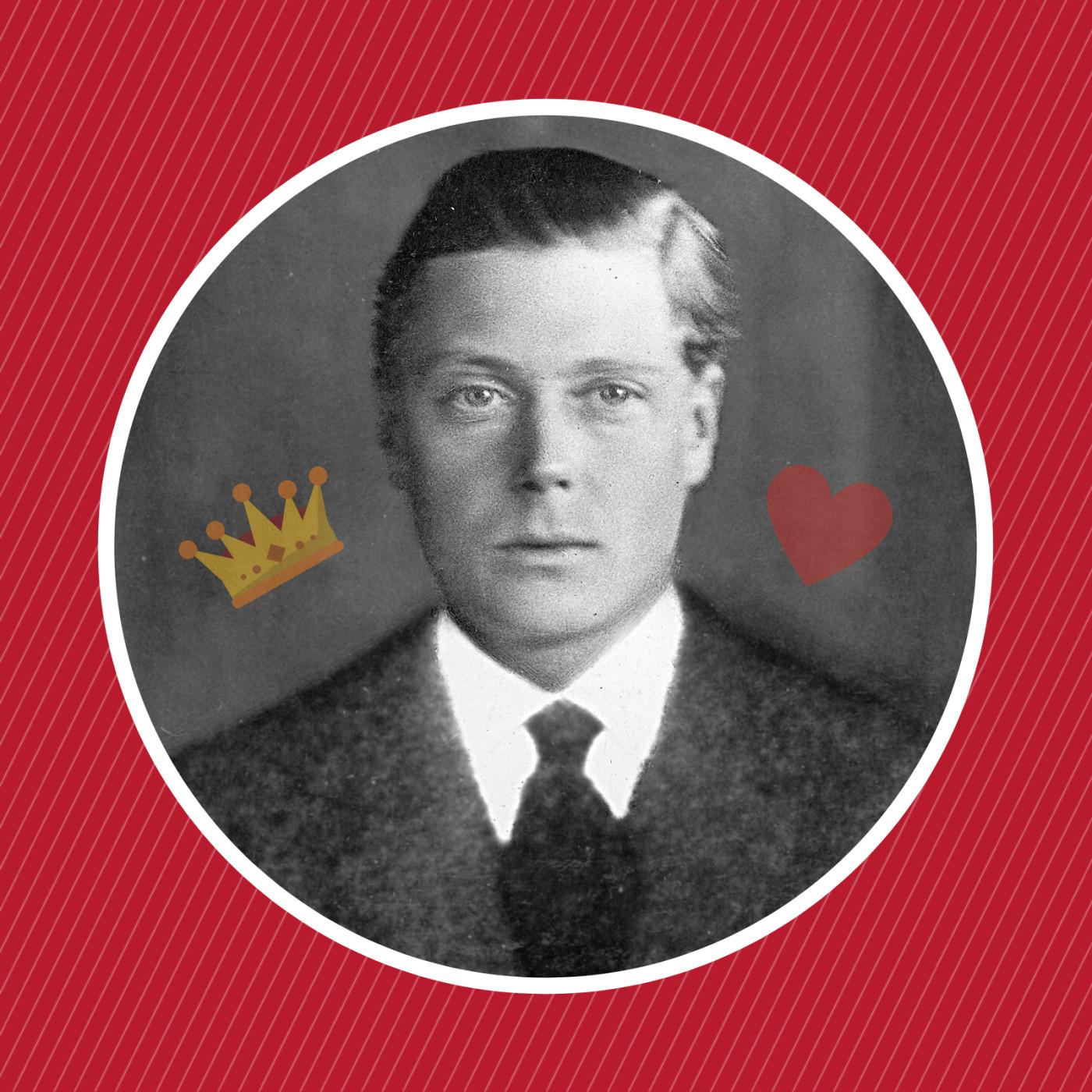 Édouard VIII, la couronne ou l'amour ?