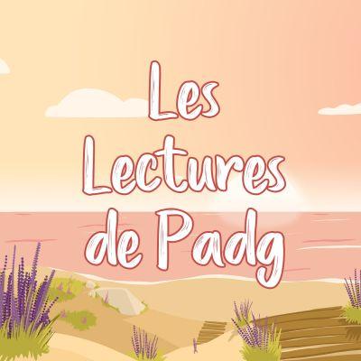 Les Lectures de PADG cover