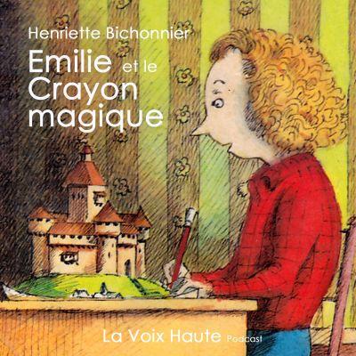 Emilie et le crayon magique cover