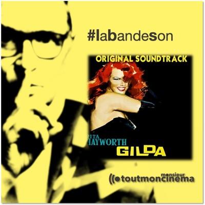 monsieur toutmoncinema | Put the blame on mame (Gilda)_Rita Hayworth cover