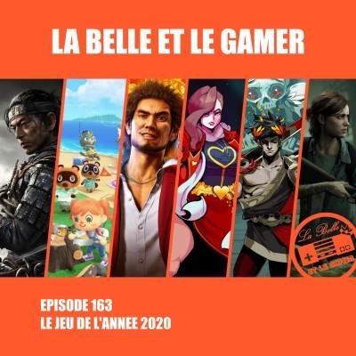 Episode 163: Le Jeu de l'Année 2020 cover