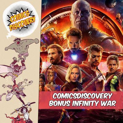 image ComicsDiscovery S02 Bonus: Avengers infinity war
