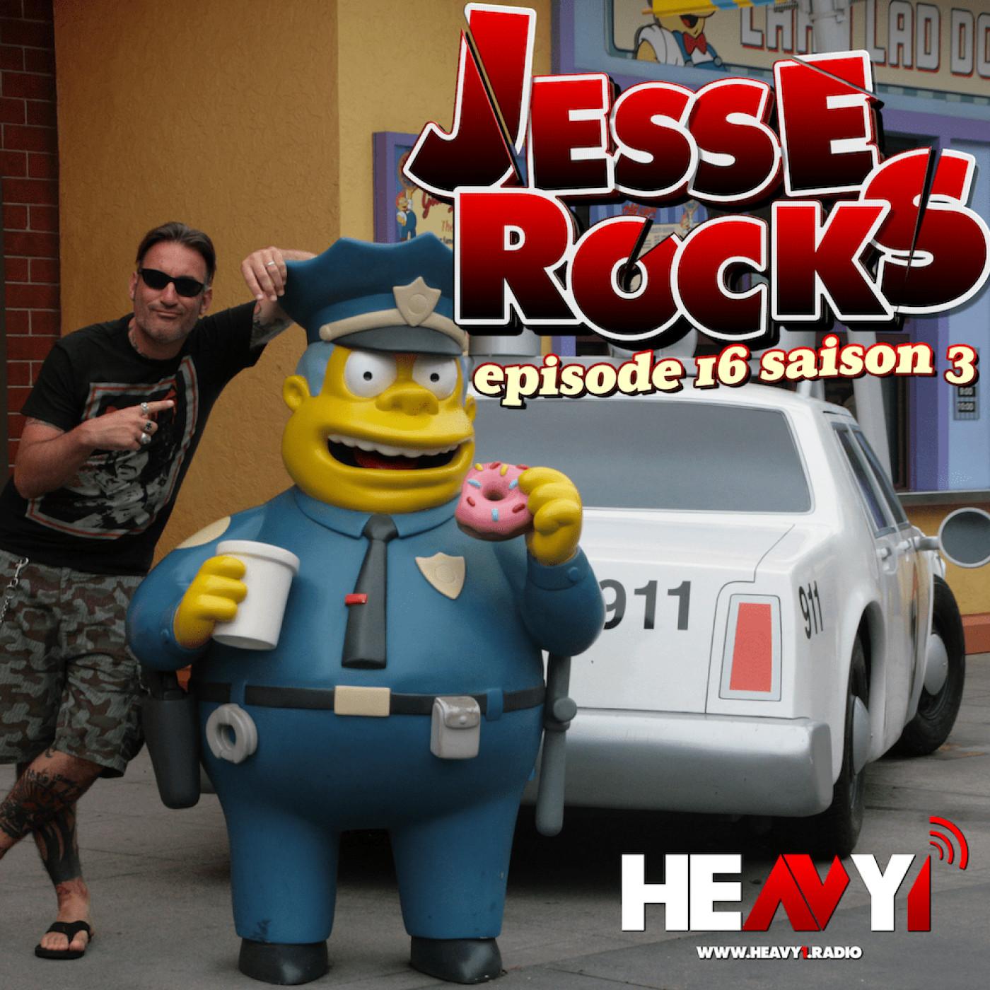 Jesse Rocks #16 Saison 3