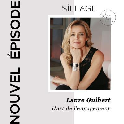 Laure Guibert - Une artiste accomplie et engagée cover