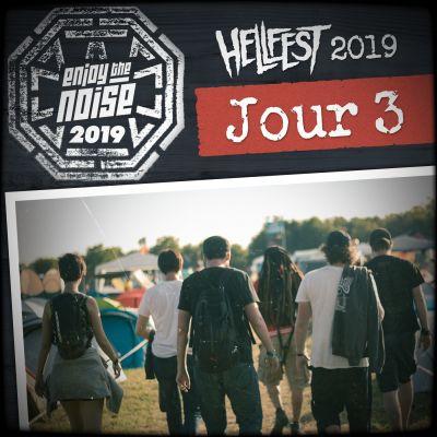 Les Enjoyés au Hellfest 2019 - Tool monde en parle au goulag (Jour 3) cover