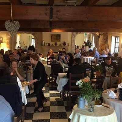 Restaurant Aux Petits Pavés | Orgon cover