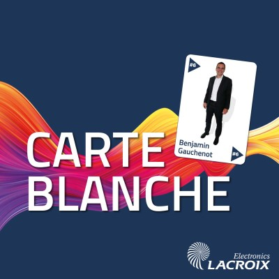 Carte Blanche #6 - Benjamin Gauchenot - La passion de l'excellence opérationnelle cover