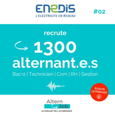 Laurence Caballero-Arsaut, ENEDIS – Ep02 cover