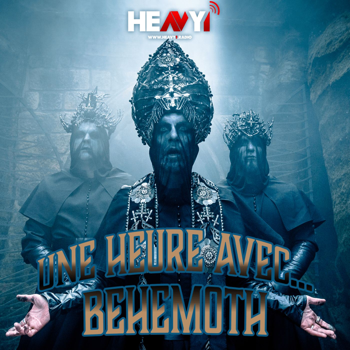 Une heure avec... Behemoth