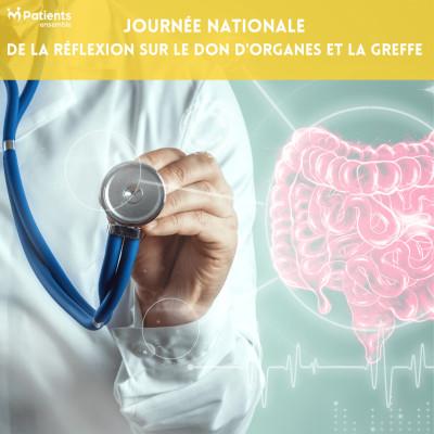PODCAST 101 - Journée nationale de la réflexion sur le don d'organes et la greffe cover