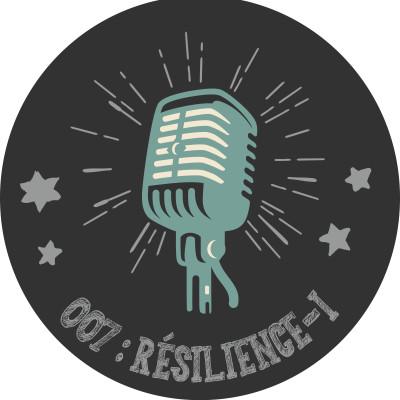 007 Résilience - le choc cover
