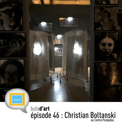 image [n°46] Christian Boltanski et ses fantômes au Centre Pompidou