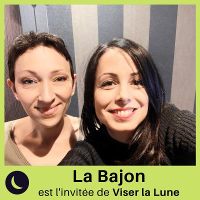 """05A. La Bajon - """"Je me suis servie du rire pour etre heureuse"""" cover"""
