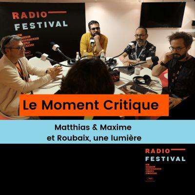 Matthias & Maxime et Roubaix, une lumière - 23 mai 2019 cover