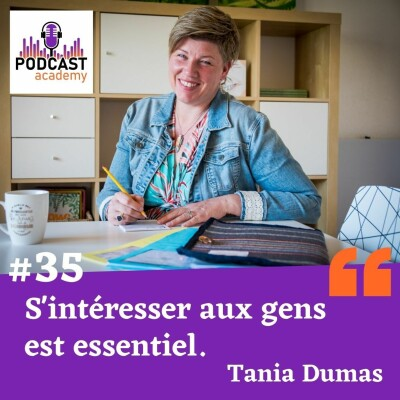 S'intéresser Aux Gens Est Essentiel - Tania Dumas cover
