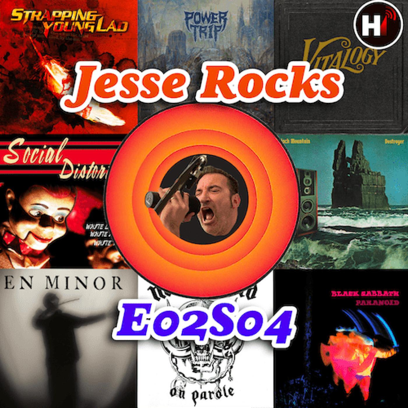 Jesse Rocks #02 Saison 4