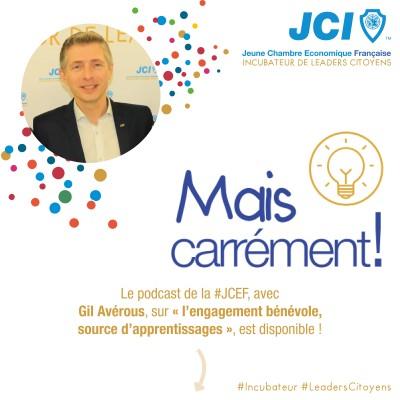 #06. Gil Averous - Maire de Chateauroux et Président de Châteauroux Métropole, sénateur JCI cover