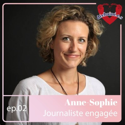 Anne-Sophie Novel, chevalière d'un monde meilleur cover