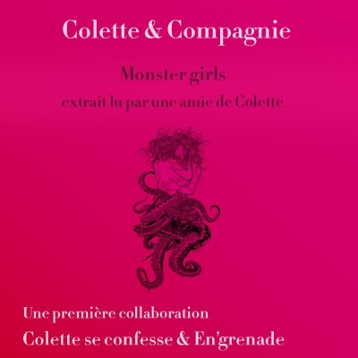 "*Colette & Compagnie* extrait de ""Monster Girls"" cover"
