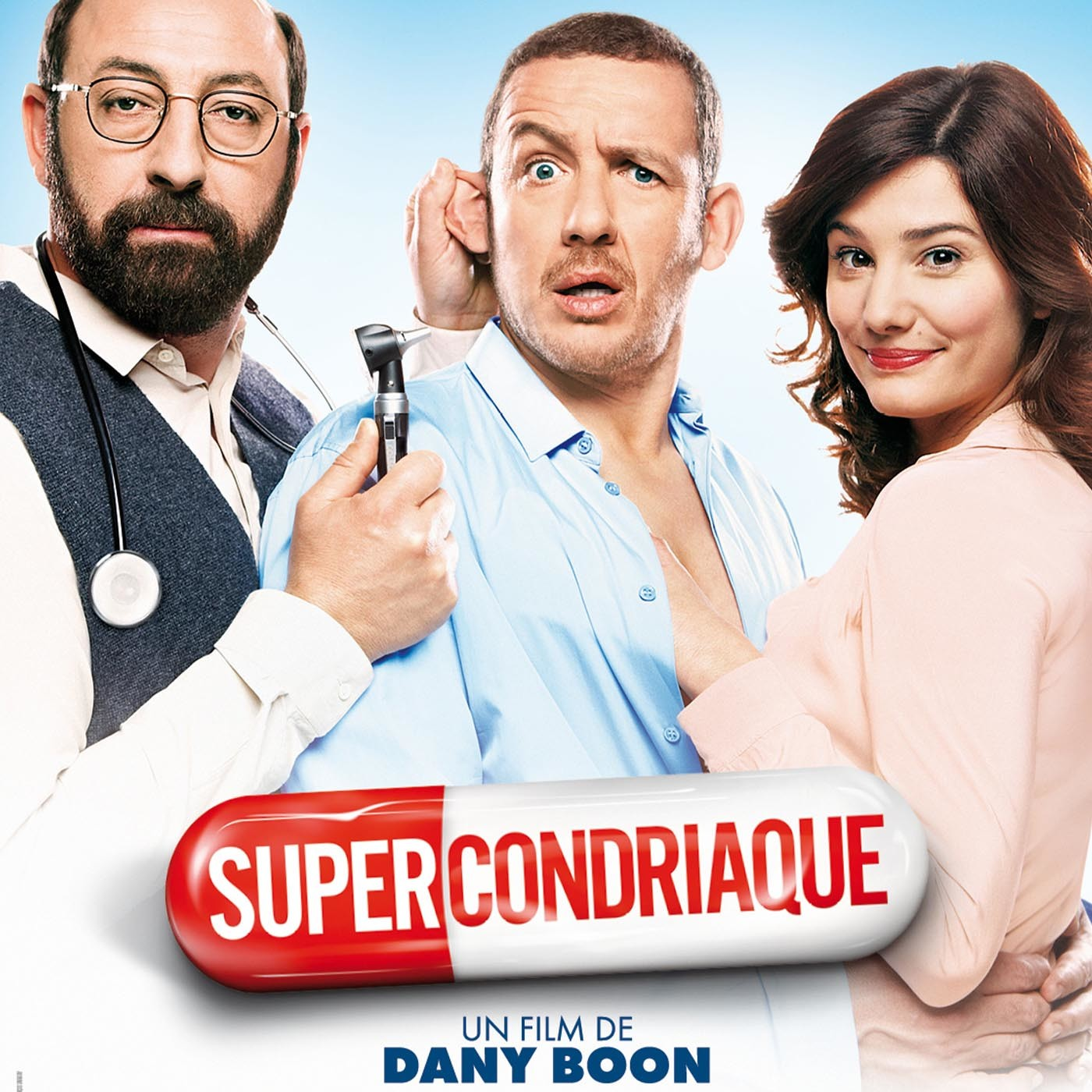 Supercondriaque : Le virus Dany Boon