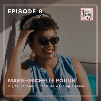 #8 - Marie-Michelle, experte en stratégie digitale cover
