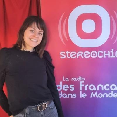 Nata Lee, chroniqueuse StereoChic, se présente aux auditeurs - 26 03 2021 - StereoChic Radio cover