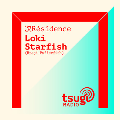 [DJ SET] Loki Starfish de passage au studio de La Villette cover