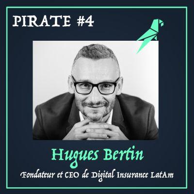 4. Hugues Bertin - Quitter un poste haut placé pour un nouvel élan professionnel cover